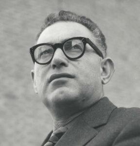 Robert Friend, London, October 1959